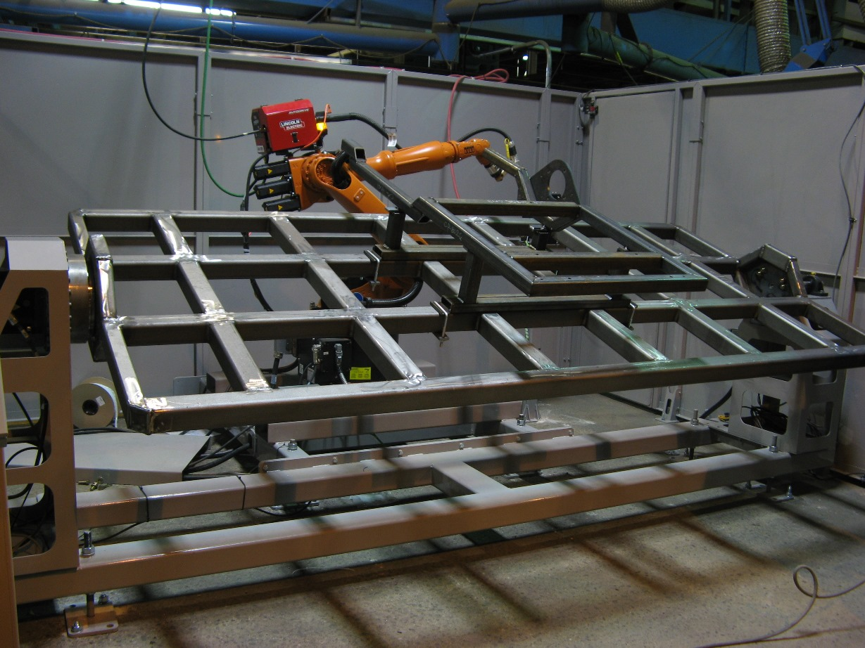 installation of the carriage platform